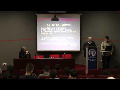 Mr. Erhan Erken - Entrepreneurship talks